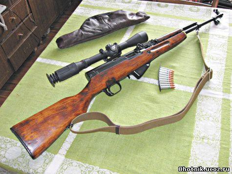 нарезное оружие для охоты цены